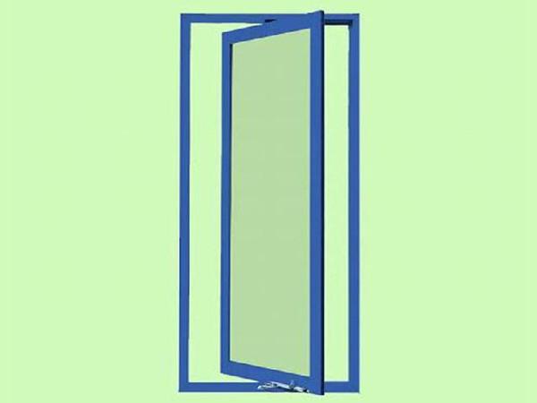 彩钢节能门窗