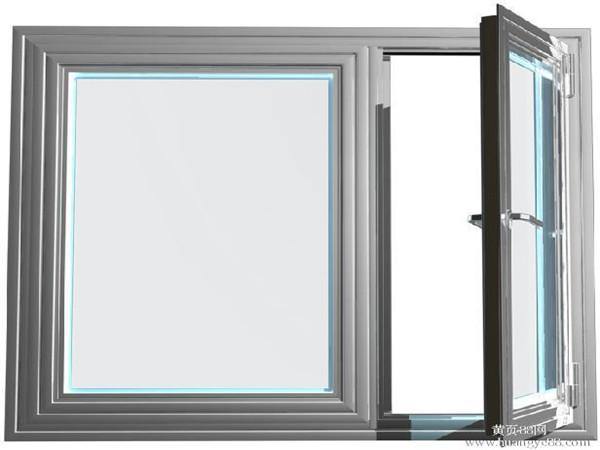 断桥节能铝合金窗