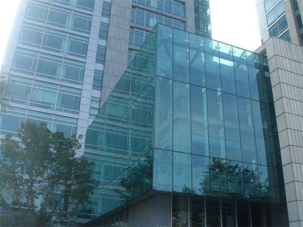 定制玻璃幕墙