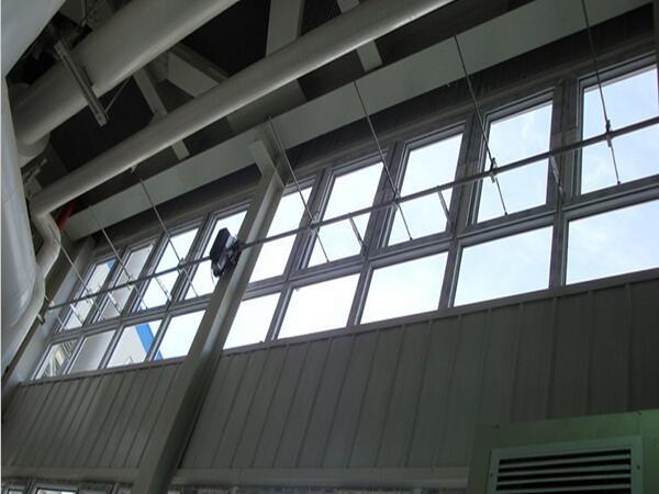 彩色涂层钢板窗